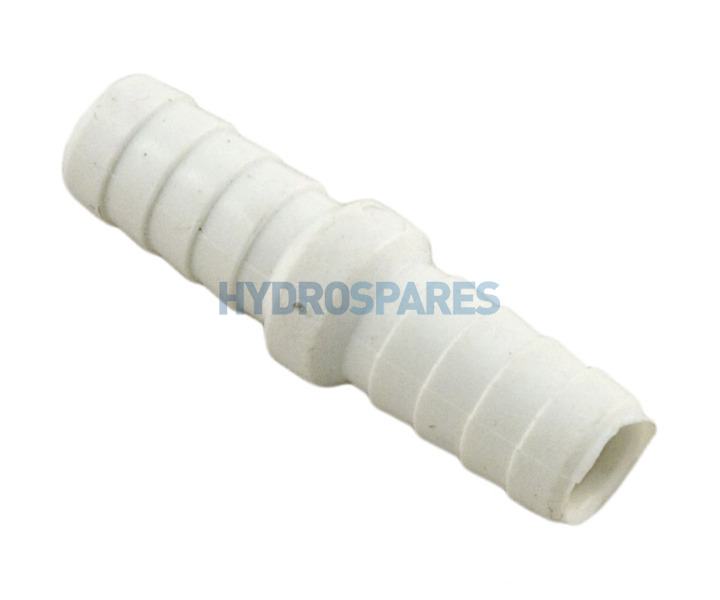 Pvc barb coupler equal imperial quot fittings