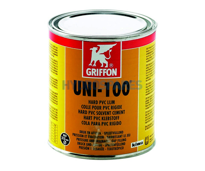 Pvc Cement Griffon Uni 100 Hydrospares