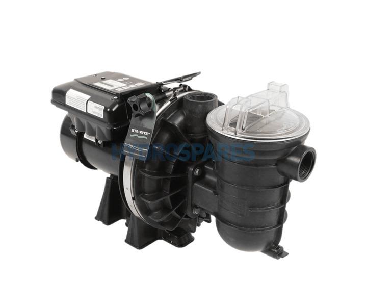 Sta rite s5p2r single phase pump for Sta rite pool pump motors