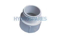 ABS Threaded - Imperial 1-1/2""