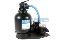 Pentair Pump & Filter Combination