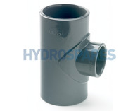 40mm PVC Tee - Reducing To 32mm