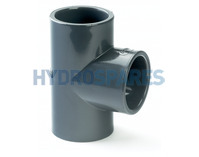 40mm PVC Tee - Equal
