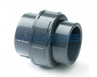 PVC Pipe Union 40mm Soc/Soc