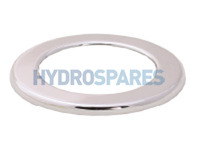 HydroAir Chrome Escutcheon