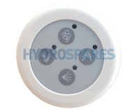 HydroAir Touch Pad 4 Function - 64mm