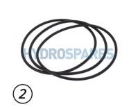 O-Ring - 165mm OD x 6.8mm