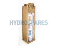 Pure-Spa Dead Sea Bath Salts Selection 4 x 250g - RELAXING