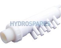 HydroAir Flexio Manifold - 32mm Spigot