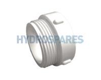 """HydroAir Pump Union Extender 1.50"""" - Buttress Thread"""