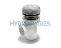 "Waterway On/Off Valve 1.5"" - 1 Port"