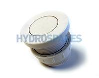 Hydrospares Air Button - White 47mm Ø