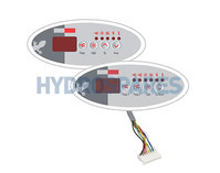 Gecko Topside Control Panel - K9