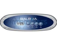 Balboa Topside Control Panel VL260 - 55049