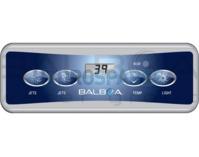 Balboa Topside Control Panel VL401 - 54251