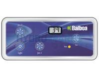 Balboa Topside Control Panel VL402 - 54107