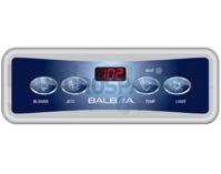 Balboa Topside Control Panel VL403 - 51676
