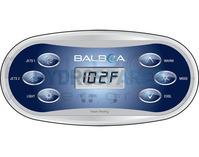Balboa Topside Control Panel VL620S - 50055