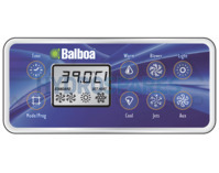 Balboa Topside Control Panel VL801D - 54128