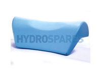 Square Spa Pillow with Suction Cups