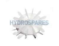 LX Spare - Motor Cooling Fan - 103mmØ