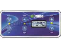 Balboa Topside Control Panel VL701S - 51057 V2