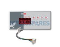Gecko Topside Control Panel - K35