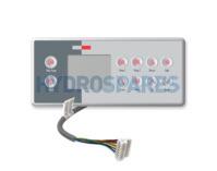 Gecko Topside Control Panel - K4-10K