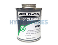 Weld On C-65 Cleaning Fluid