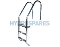 "Stainless Steel Ladders - 1.7"" / 43mm"