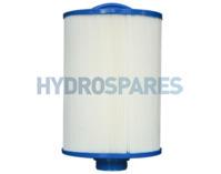 Pleatco Hot Tub Filter Cartridge - PMAX50P4 / MPT Thread