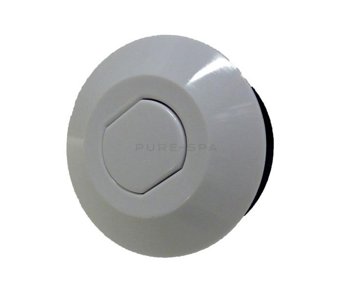 Hydroair Air Button White 64mm Hole Size 42 44mm
