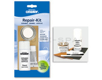 Cramer Scratch & Chip Repair Kit - Alpine White 080 (Packaged)