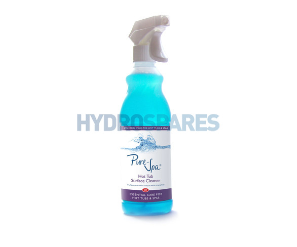 Pure-Spa Hot Tub Surface Cleaner Spray 500ml