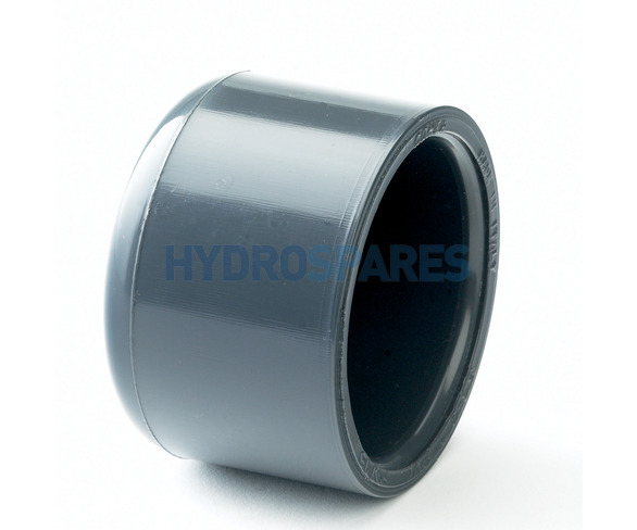 Pvc fitting pipe cap blind metric mm fittings