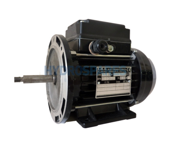 Emg 63 4 electric motor 1 8hp 1 speed 48f for Hot tub pumps and motors
