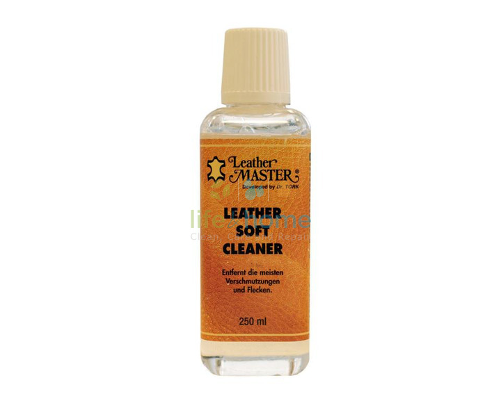 leather master soft cleaner instructions