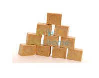 Aleppo Soap - Premium Aleppo Gold Olive Oil & 15% Laurel Soap - 10 Pack