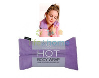 Scented Hot Body Wrap Lavender