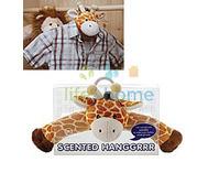 Aroma Home Vanilla Scented Hanger - Giraffe
