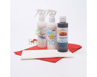 Aniline Leather Restoration Kit - Black