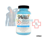 Spazazz RX  Muscle Therapy (Hot N' Icy) Crystals 19oz Container