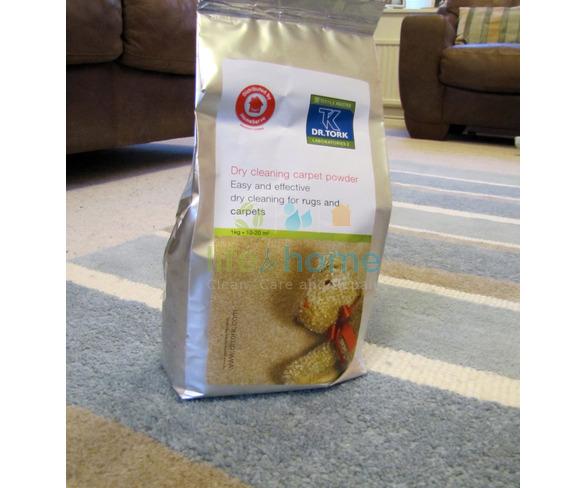 Textile Master Dry Cleaning Carpet Powder 1Kg