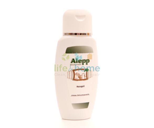 Alepp Naturkosmetik Massage Oil - 125ml