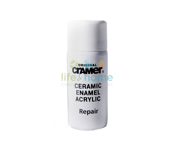 cramer bathroom kitchen repair cover spray 50ml star white