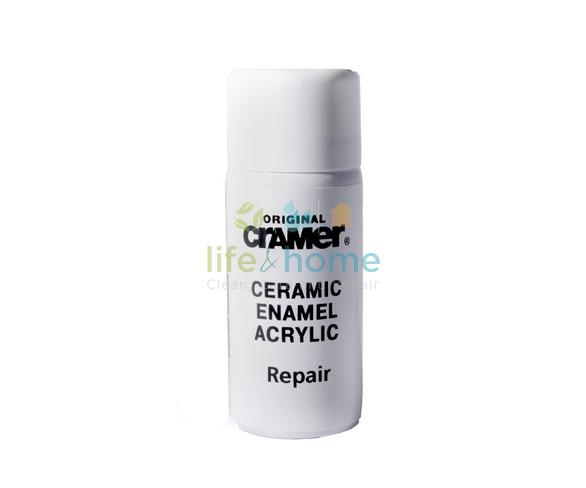 Cramer Bathroom Kitchen Repair Cover Spray 50ml Soft Cream 203